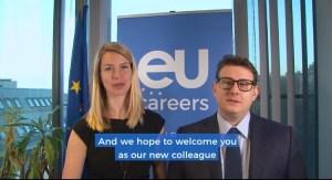 EU Career: Policy Officer