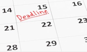 Funding application deadlines | ERC: European Research Council
