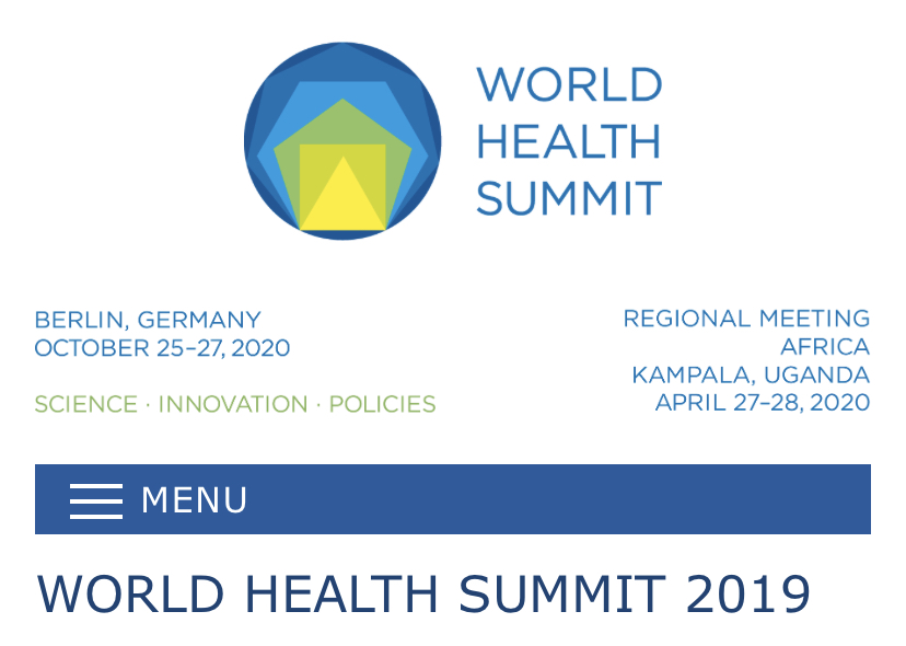 World Health Summit 2019