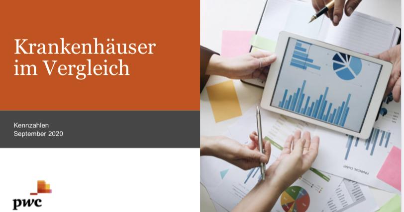 PWC German Clinic Benchmark 2020/ in German