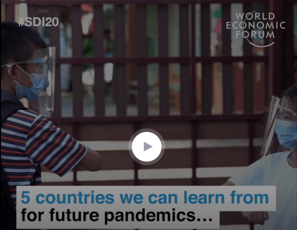 5 Countries We Can Learn from for Future Pandemics
