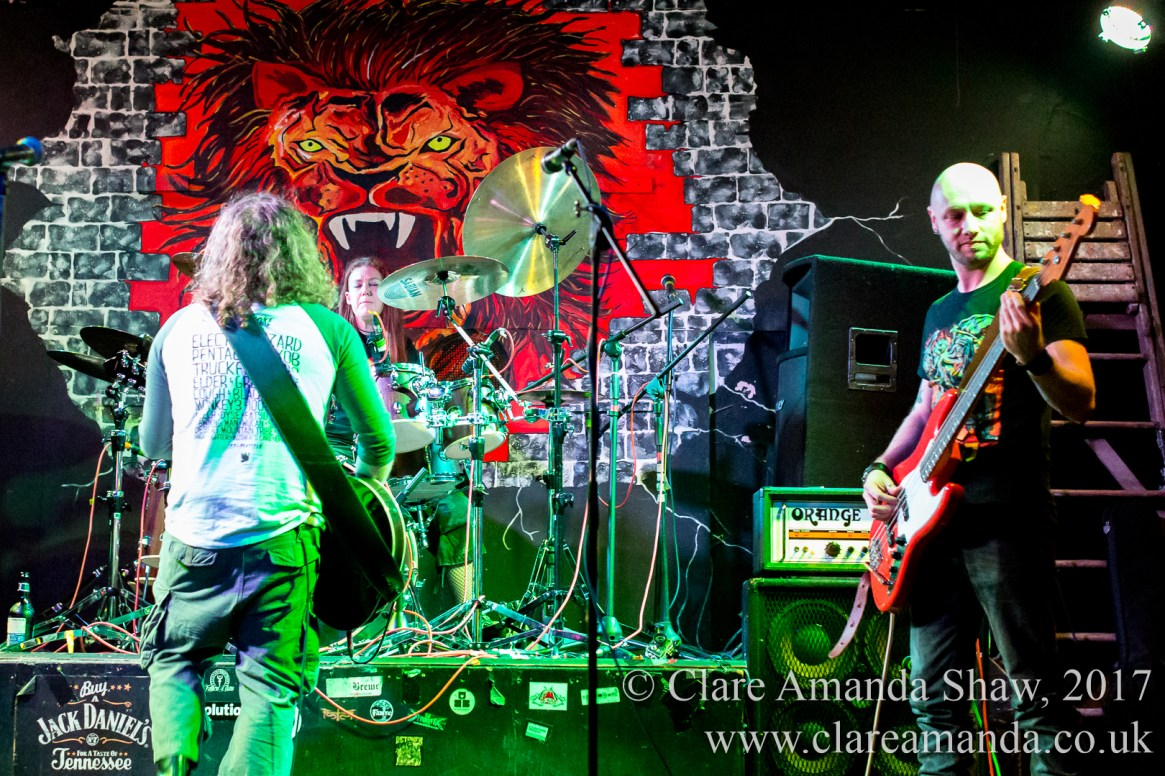 The Medea Project Live Red Lion - Full Band
