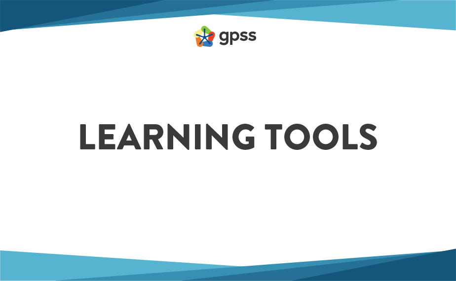 title card - learning tools 1