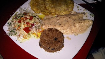 Cachao: Cuban Food & Salsa in Parque Lleras