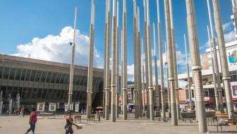 Biblioteca EPM & Parque de las Luces