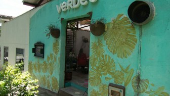 Verdeo – A Rare Restaurant for Vegetarians