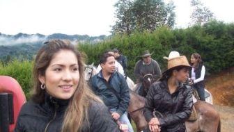 Horseback Riding in Guarne