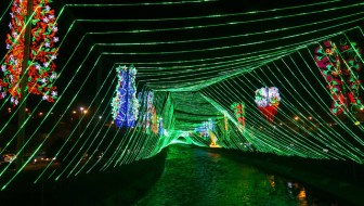 Los Alumbrados: Medellin's Annual Christmas Light Display (2012)