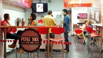 Peru Mix Grand Opening