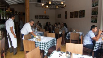 Italian Food at Il Castello Restaurant