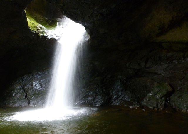La Cueva del Esplendor is quite spectacular.