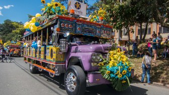 Chivas and Flowers Parade