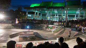 Volcom's In Color Latin America Skate Tour Hits Medellin