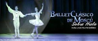 Ballet de Moscu Sobre Hielo
