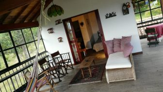 Take a Break from Medellín at Hostal La Finca