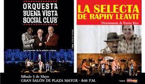 Orquesta Buena Vista Social Club Y La Selecta De Raphy Leavit