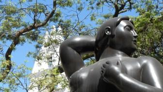 Plaza Botero: 23 Sculptures by Colombia's Fernando Botero