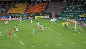 2014 Liga Postobon Semifinal: Atlético Nacional v. Santafe