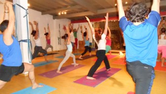 108 Yoga: A Dynamic and Invigorating Workout