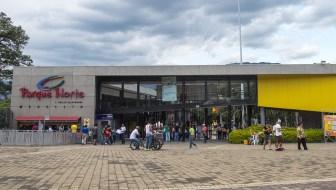 Parque Norte: Medellín's Year-Round Amusement Park