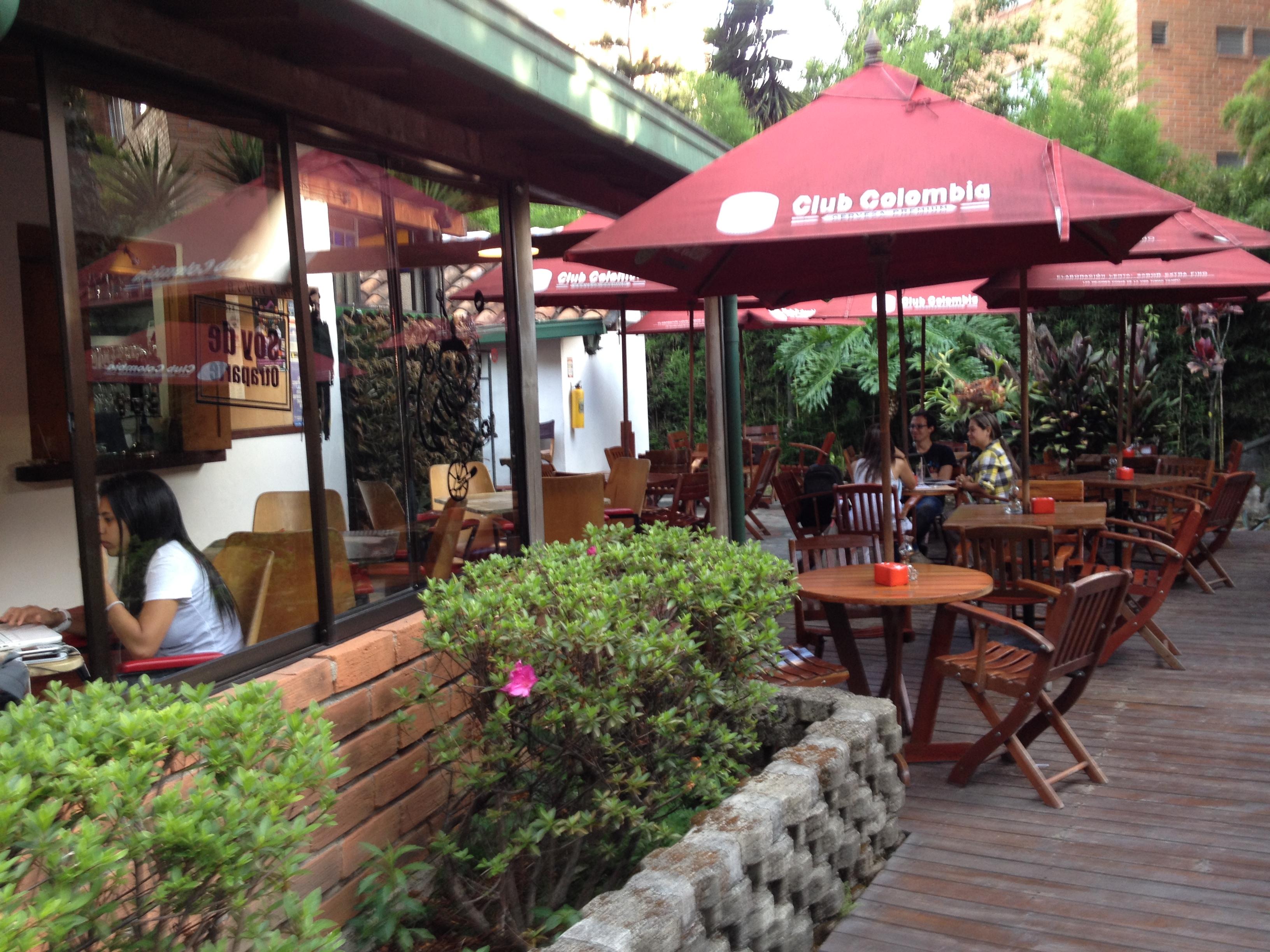 El Café de Otraparte: A Cultural Café in Envigado on Outdoor Living Shops Near Me id=58662