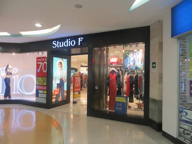 Studio F in Los Molinos