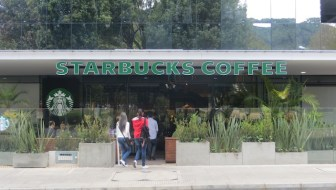 Starbucks in Bogotá: The First Starbucks Store in Colombia