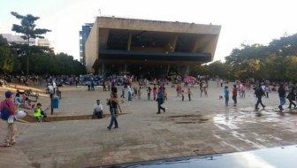 Parque de Los Deseos: At the Center of Culture and Science