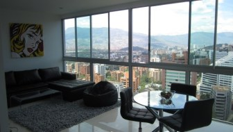 Medellín Furnished Apartment Rental Costs