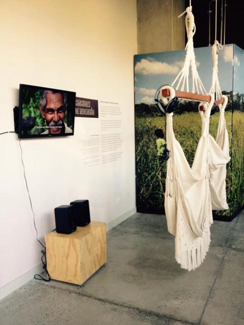 La Pavas Exhibition Room