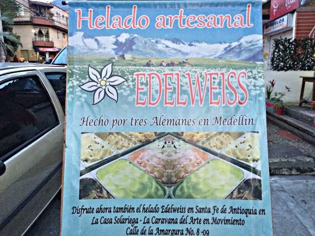 Edelweiss gelato