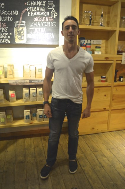 This is a great example of a nice casual and comfortable outfit.