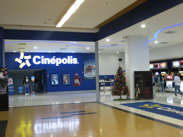 Cinépolis in City Plaza mall