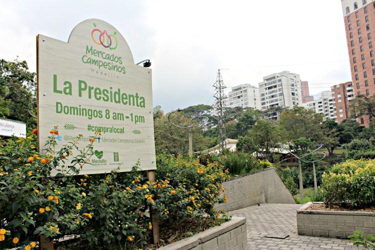 Parque La Presidenta