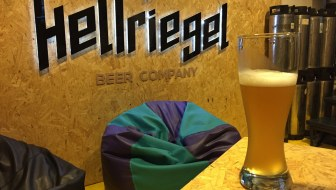 Hellriegel Beer Company: Paisa-Inspired Brewpub Opens in Estadio