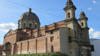 Iglesia San Antonio and Parque San Antonio