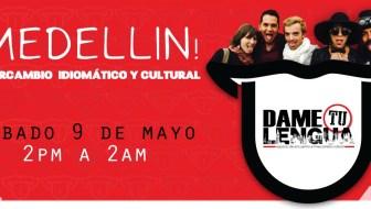 Dame Tu Lengua Comes To Medellín