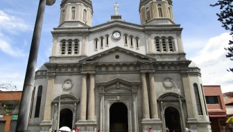 Iglesia de Nuestra Señora and Parque Belén