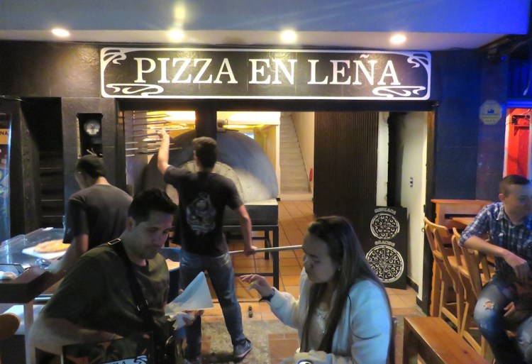 Pizza en Leña opened second pizzeria