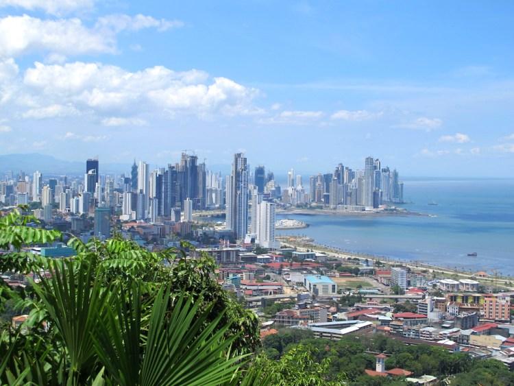 Panama City, photo by Haakon Krohn