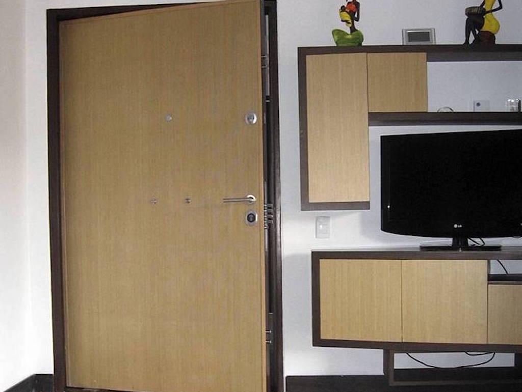 Typical Security Door