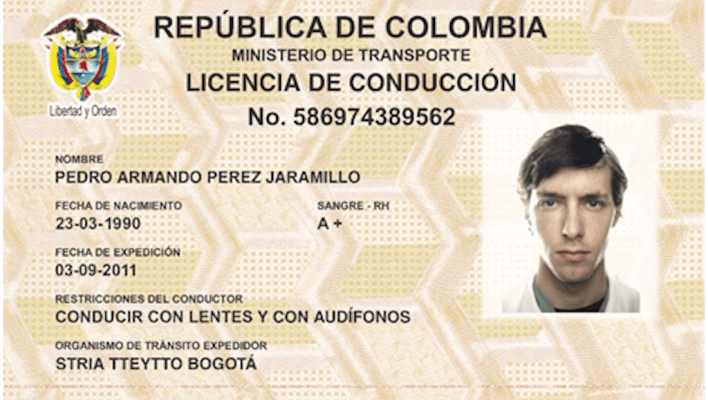 How to Get a Colombian Drivers License in Medellín