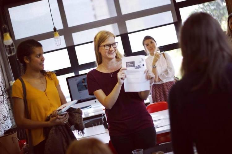 Women Entrepreneurs Medellin Founder Eleni Cotsis