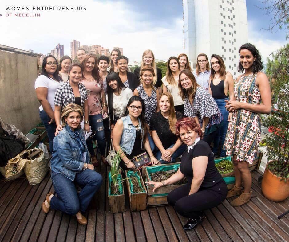 Women Entrepreneurs Medellin
