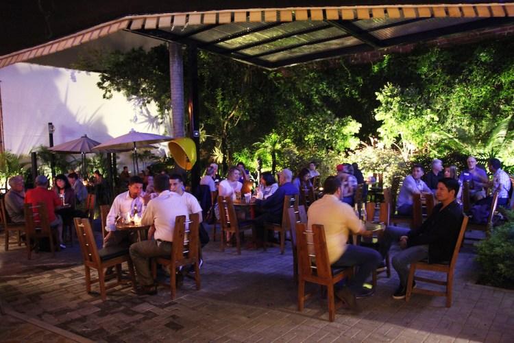 Our May Meetup at Del Patio, photo by Jenny Bojinova
