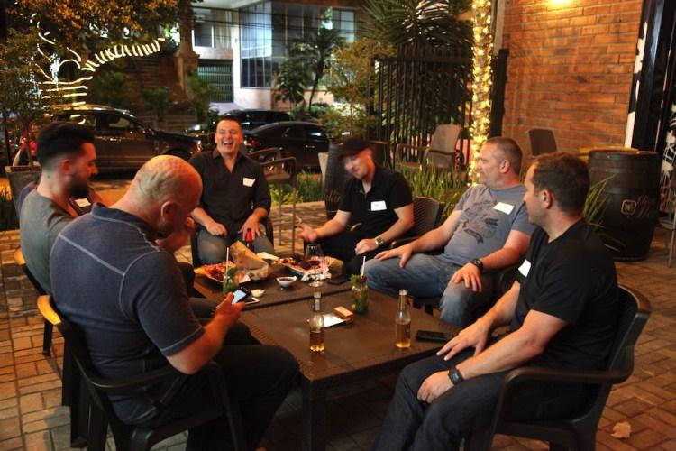 Meeting other expats, photo by Jenny Bojinova