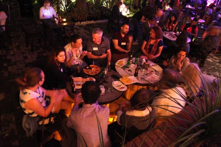 Meeting other expats in Medellín, photo by Jenny Bojinova