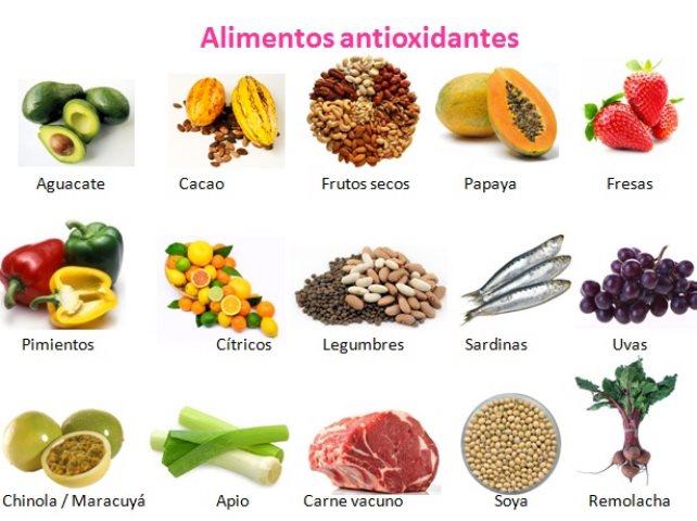 alimentos-con-poder-antioxidante