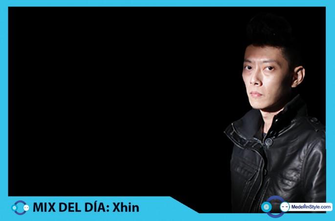 MIX DEL DÍA: Xhin – Slam Radio 092