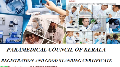 Paramedical council